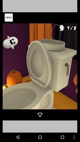 Th スマホゲームアプリ脱出ゲーム Halloween攻略方法  攻略 c13