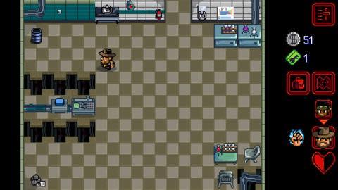 Th スマホゲームアプリStranger Things: The Game   攻略 2406