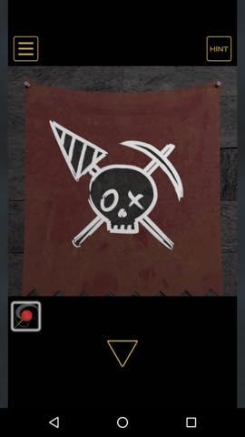 Th Adnroidスマホゲームアプリ脱出ゲーム 地賊団アジトからの脱出攻略 18