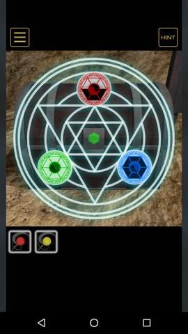 Th Adnroidスマホゲームアプリ脱出ゲーム 地賊団アジトからの脱出攻略 25