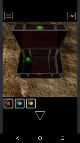 Th Adnroidスマホゲームアプリ脱出ゲーム 地賊団アジトからの脱出攻略 31