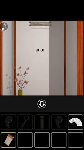 Th Adnroidスマホゲームアプリ脱出ゲーム 仕掛けのある和室からの脱出 攻略 32