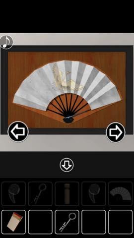 Th Adnroidスマホゲームアプリ脱出ゲーム 仕掛けのある和室からの脱出 攻略 39