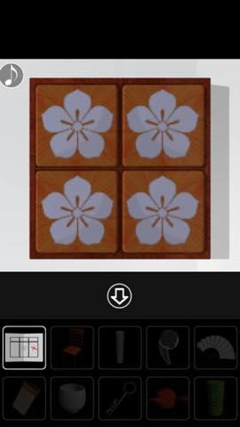 Th Adnroidスマホゲームアプリ脱出ゲーム 仕掛けのある和室からの脱出 攻略 70