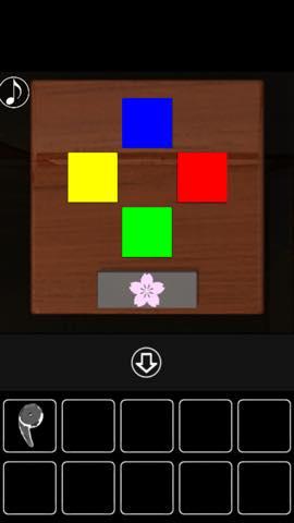 Th Adnroidスマホゲームアプリ脱出ゲーム 仕掛けのある和室からの脱出 攻略 8