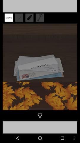 Th 脱出ゲーム Autumn 紅葉とキノコとリスの家 攻略 29