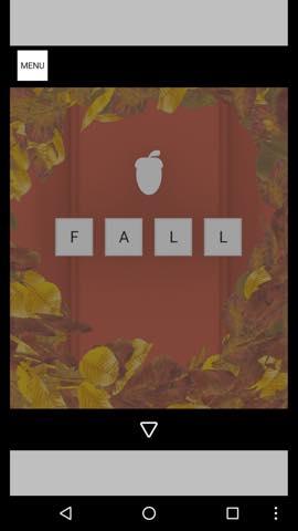 Th 脱出ゲーム Autumn 紅葉とキノコとリスの家 攻略 7