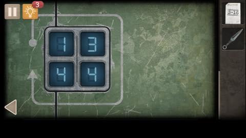 Th Spotlight: ルーム エスケープ 攻略 21