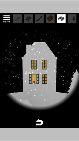 Th 脱出ゲーム Merry Xmas 暖炉とツリーと雪の家  攻略 3718