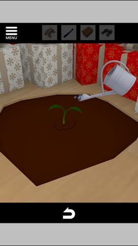 Th 脱出ゲーム Merry Xmas 暖炉とツリーと雪の家  攻略 3720