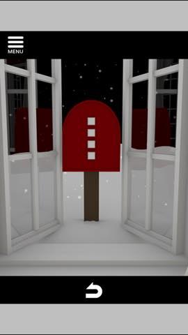Th 脱出ゲーム Merry Xmas 暖炉とツリーと雪の家  攻略 3757