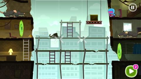 謎解きアドベンチャーゲームBRING YOU HOMEを攻略 2771