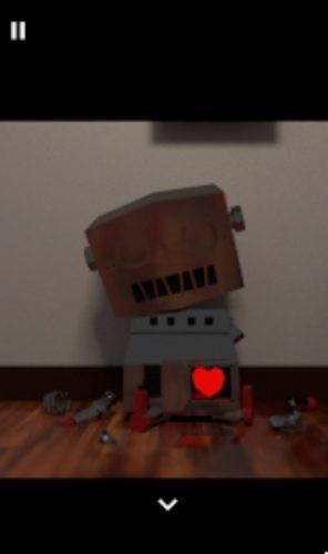 脱出ゲーム ロボットのいる部屋 攻略