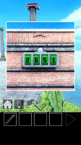 Th 脱出ゲーム ボートのある道  攻略 3633