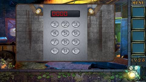 Th Can you escape the 100 room V  攻略 lv26 11