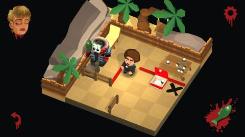Th Friday the 13th: Killer Puzzle   攻略 4083
