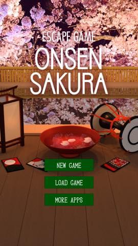 脱出ゲーム Onsen Sakura 桜が舞う温泉旅館からの脱出