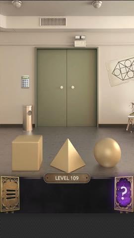Th 脱出ゲーム  100 Doors Challenge  攻略 109 0