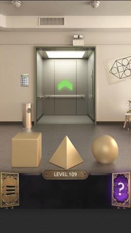 Th 脱出ゲーム  100 Doors Challenge  攻略 109 5