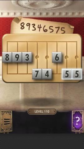 Th 脱出ゲーム  100 Doors Challenge  攻略 110 5