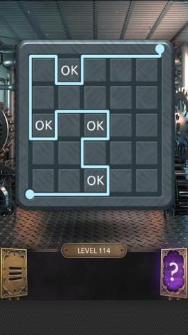 Th 脱出ゲーム  100 Doors Challenge  攻略 114 4