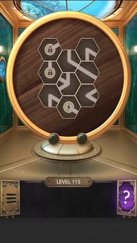 Th 脱出ゲーム  100 Doors Challenge  攻略 115 0