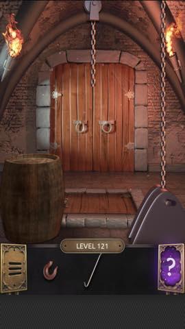Th 脱出ゲーム  100 Doors Challenge  攻略 121 1