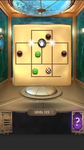 Th 脱出ゲーム  100 Doors Challenge  攻略 123 5