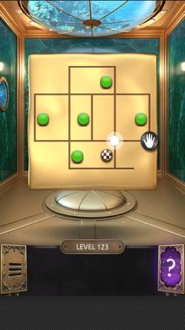 Th 脱出ゲーム  100 Doors Challenge  攻略 123 8