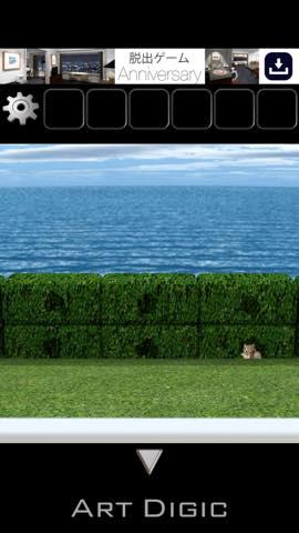 Th 脱出ゲーム  Seaside4  攻略 36