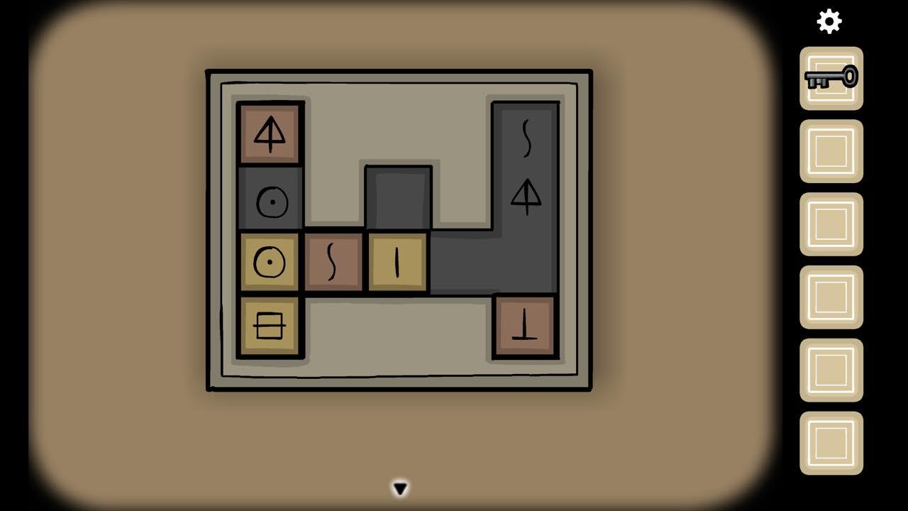 Th Cube Escape: Paradox 攻略 3032