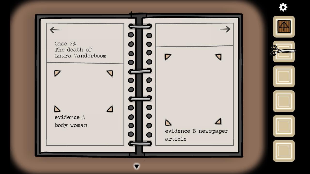Th Cube Escape: Paradox 攻略 3075