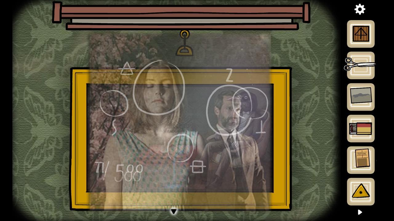 Th Cube Escape: Paradox 攻略 3149