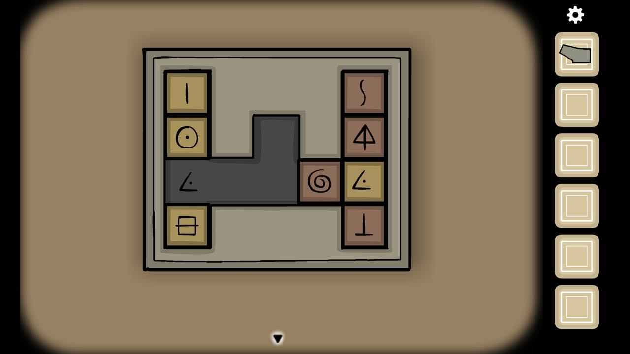 Th Cube Escape: Paradox 攻略 3275