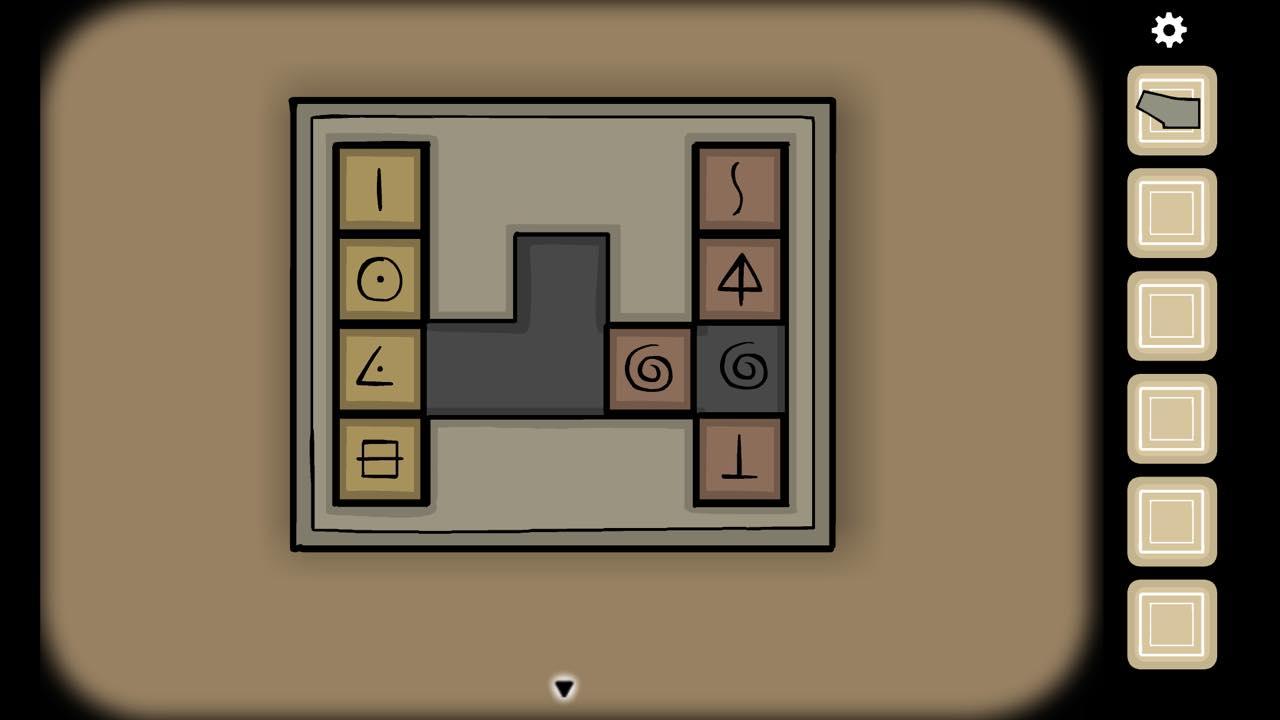 Th Cube Escape: Paradox 攻略 3276