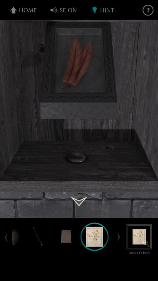 Th 脱出ゲーム The TREASURE 攻略 3589