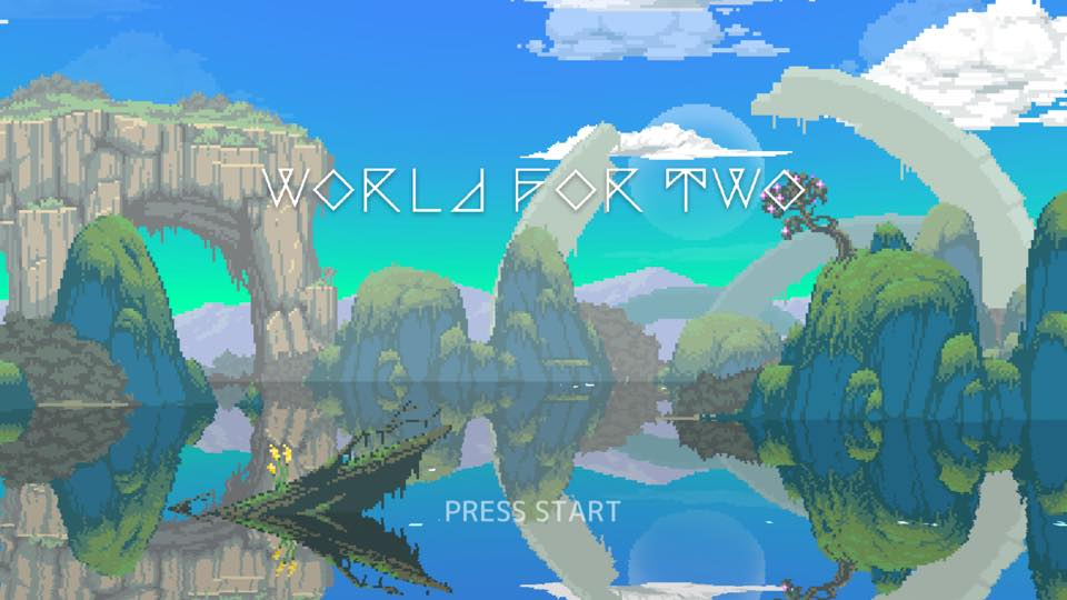 World for two 攻略