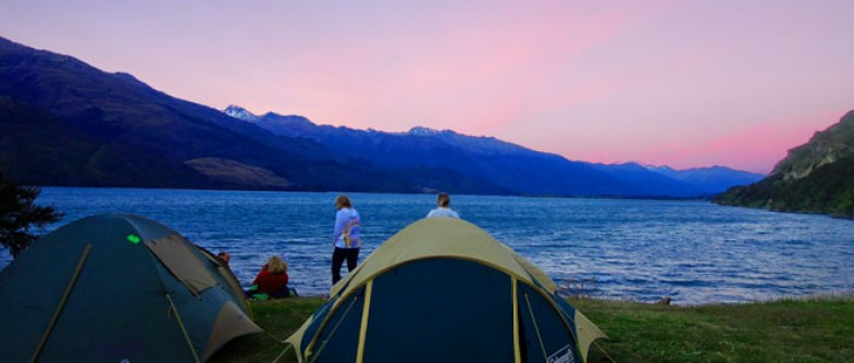 Camping (North & South Islands)