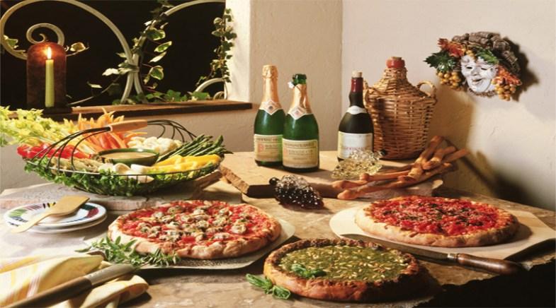 Cuisines in Italy