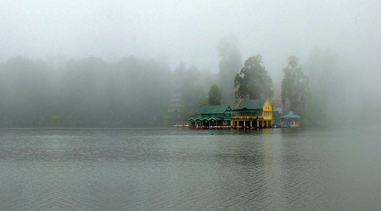 resorts in kodaikanal
