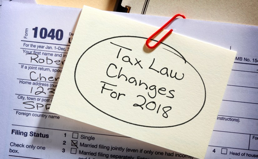 Veterinarians and the New US Tax Law