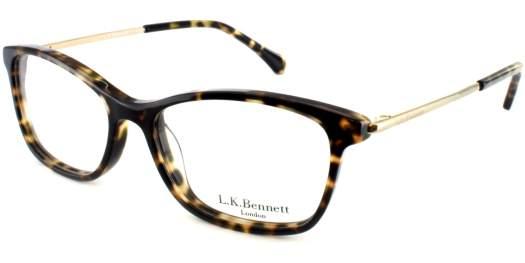 L.K. Bennett C3 Tortoise Shell Gold