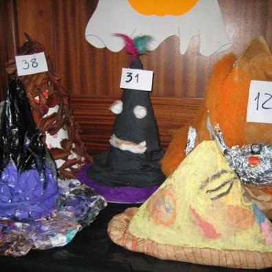 Scary Hats escola da Marinheira