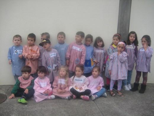 visita fábrica insular escola da Marinheira