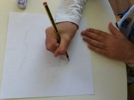 Elaboração do logótipo (projeto Candle Wisdom)