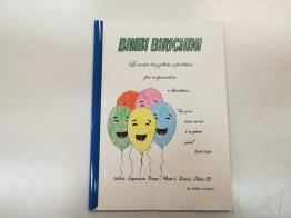 livro recebido amigos Itália