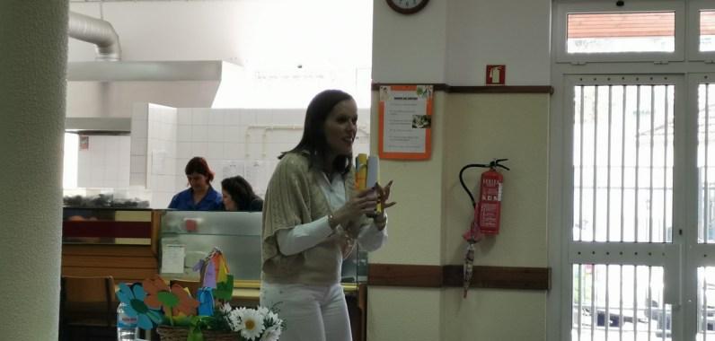 Cestinha Cintilante @EB1/PE da Marinheira