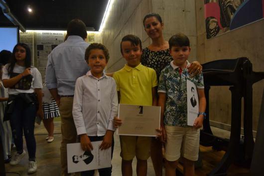 Prémio de Mérito Escolar Joaquim Pestana 2019