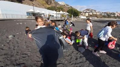 Ação de Limpeza Praia Formosa