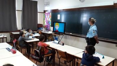Escola Segura @EB1/PE da Marinheira